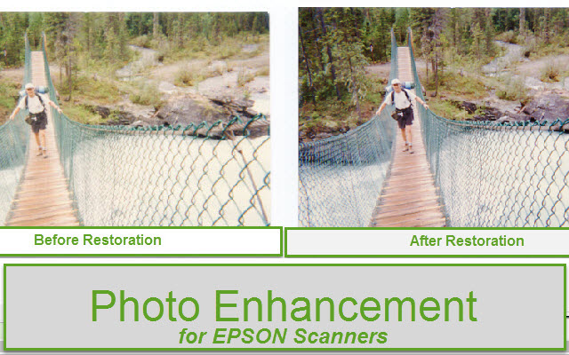 Photo Enhancement with Epson Scanners