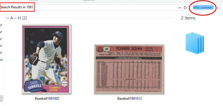 find sports cards